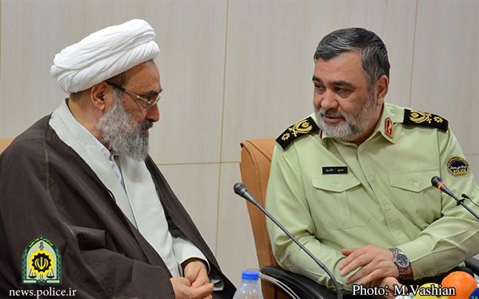 ناجا؛ نماد پیشبرد نظام اسلامی در عرصه های مختلف کشور است