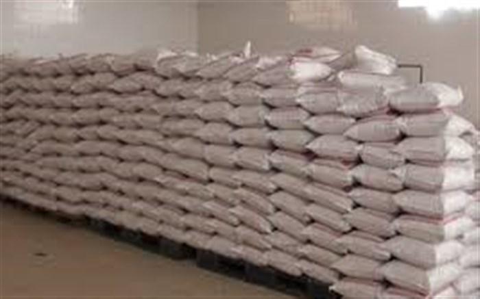 بیش از 1800 عدل آرد خارج از شبکه در مهاباد کشف شد