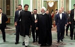 روحانی: کشورهای مستقل منطقه باید مثل ایران و پاکستان در کنار هم قرار بگیرند
