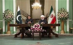 روحانی: ایران و پاکستان برای مبارزه با تروریسم در مرزهای خود نیروی واکنش سریع مشترک تشکیل می دهند
