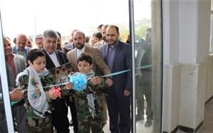 افتتاح ساختمان سازمان مدیریت حمل و نقل ریلی شهرداری اسلامشهر