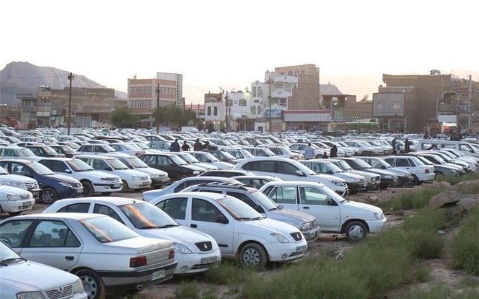 پارکینگ در جمکران