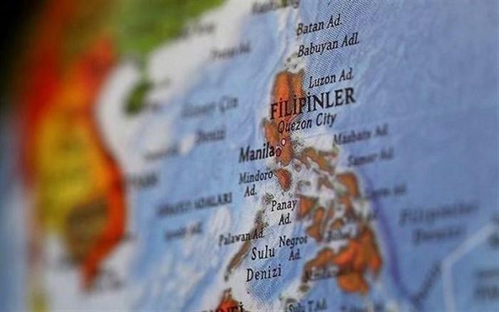 نمایی متفاوت از زلزله در فیلیپین