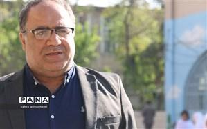 رییس سازمان دانش آموزی تهران: سازمان دانش آموزی پیام آور نشاط برای دانش آموزان است