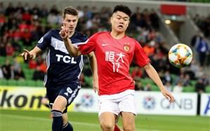 لیگ قهرمانان آسیا؛ سیدنی با قوچاننژاد در حسرت برد ماند