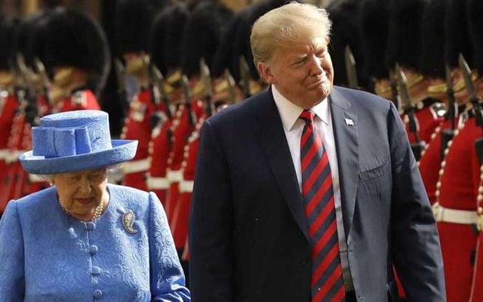 سفر رسمی ترامپ به لندن تایید شد