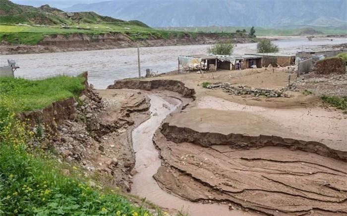 سیلاب - تالاب - محیط زیست
