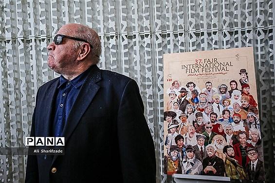 نشست خبری  پل ژوزف شریدر کارگردان و فیلمنامهنویس امریکایی