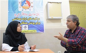 سنجش سلامت دانشجویان و اعضای هیأت علمی دانشگاه خلیجفارس بوشهر در هفته سلامت و جوان