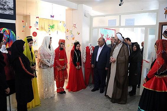 بازدید معاون وزیر آموزش و پرورش از هنرستان دخترانه پژوهش ارومیه