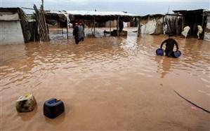 حمایتهای اجتماعی و روانی از ۱۴ هزار و ۸۳۳ نفر در مناطق سیلزده