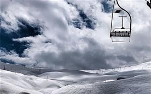 مسابقات اسکی اسنوبرد قهرمانی کشور در دیزین لغو شد