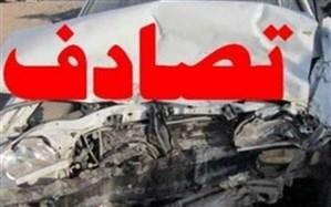 تصادف شدید در محور تبریز ارومیه2 کشته و 2 مجروح برجای گذاشت