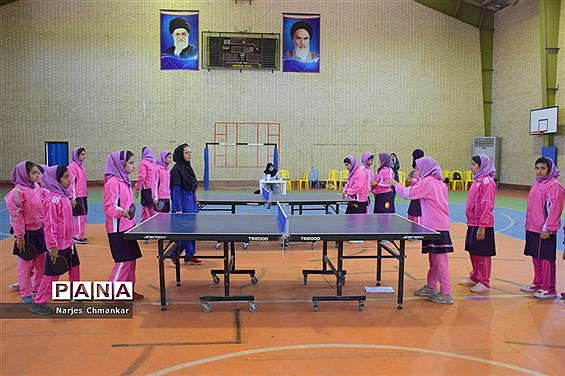 جشنواره روش های برتر تدریس درس تربیت بدنی آموزش و پرورش استان بوشهر
