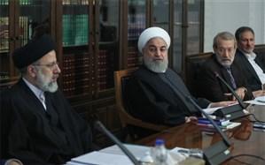 روحانی: رفع مشکلات مردم باید هدف اصلی سیاستگذاریها باشد