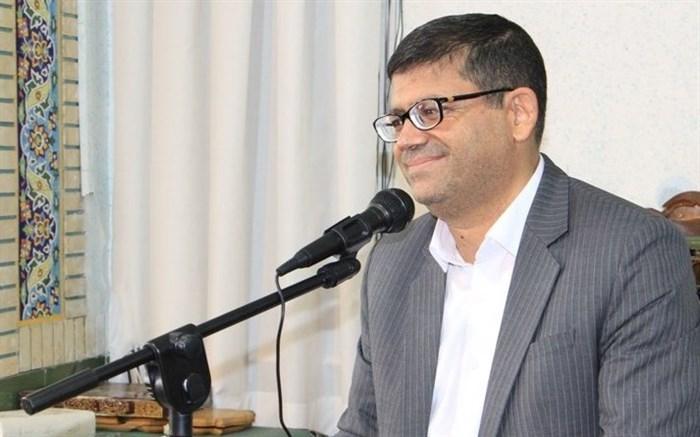 جهانبخش بانشی معاون پرورشی و فرهنگی اداره کل آموزش و پرورش فارس
