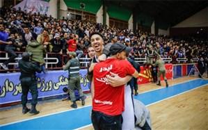 لیگ برتر بسکتبال ایران؛گرگانیها به قهرمانی نزدیک شدند
