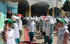 حمایتهای بهداشتی از مدارس ناحیه یک ری در هفته سلامت