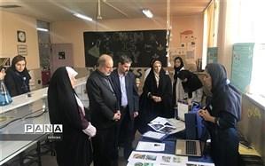 هفتمین سمینار علوم واحد پژوهش، درمدرسه فرزانگان 5 منطقه18 برگزار گردید