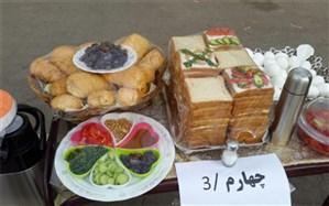 اجرای طرح صبحانه سالم دراسلامشهر