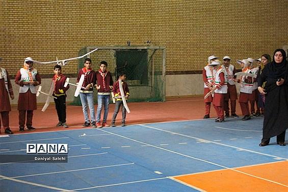 مسابقه گلایدر دانشآموزان اداره آموزش و پرورش شبانکاره