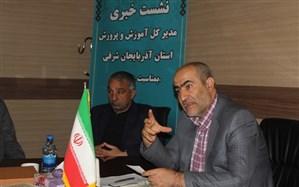 برنامه های هفته معلم  آذربایجان شرقی توسط مدیرکل آموزش و پرورش استان اعلام شد