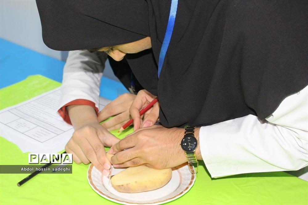 هفدهمین دوره مسابقات آزمایشگاهی آموزش متوسطه نظری استان بوشهر