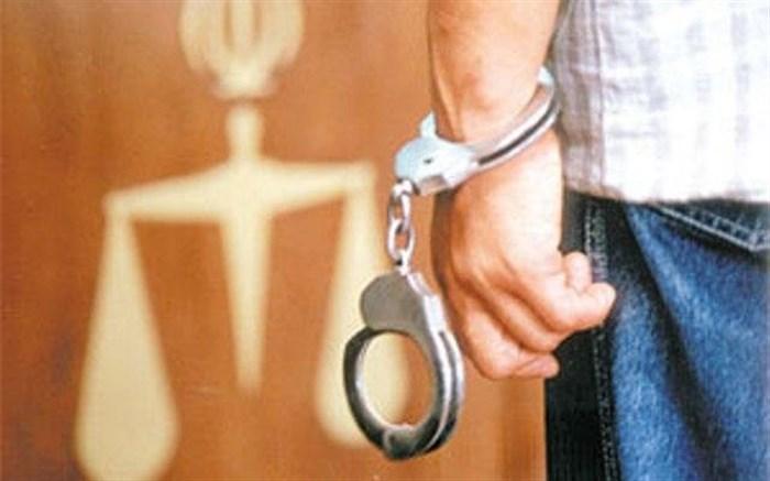 دستگیری سارق انباری ها