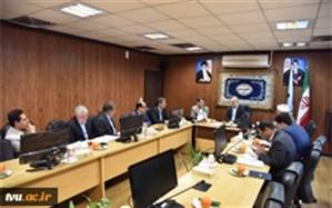 نشست تعیین تکلیف املاک اختلافی دانشگاه فنی و حرفهای برگزار شد