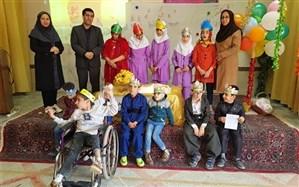 رییس آموزش و پرورش استثنایی کردستان :  جشن الفبای دانش آموزان با نیازهای ویژه برگزار شد