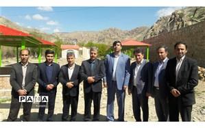 تبادل تجربیات در زمینه اردوگاه های دانش آموزی در بازدید رئیس اردوگاه ثامن الحجج مشهد از اردوگاه های استان