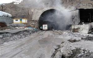 انفجار کپسول گاز عامل آتشسوزی در تونل آزادراه تهران-شمال بوده است
