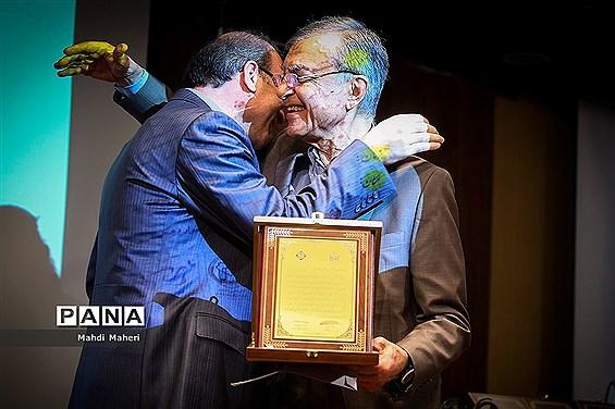 مراسم اهدای اولین دوره  جایزه حقوق شهروندی