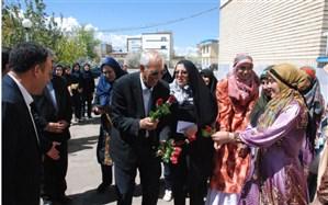 اولین جشنواره خیرین مدرسه یار منطقه اهر