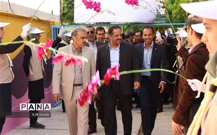 گشایش نخستین دبیرخانه ناحیهای بازیهای فکری- سرگرمی رویش در ناحیه 3 شیراز
