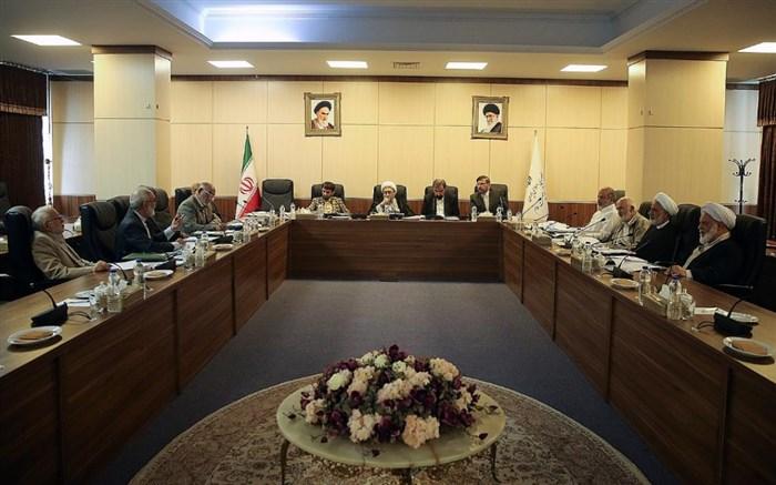 بررسی طرح اصلاح قانون انتخابات مجلس در هیات عالی نظارت مجمع