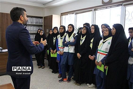 سومین دوره طرح ملی گردشگری دانشآموزان در خراسان جنوبی