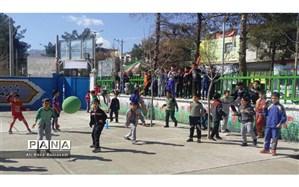 نتایج تیمی مسابقات داژبال دبستان علامه حلی 1 دوره اول اعلام شد