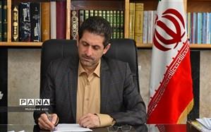 پیام مدیر کل آموزش و پرورش استان کرمانشاه به مناسبت هفته بزرگداشت مقام معلم