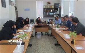 جلسه رئیس سمپاد با مدیران یزد در خصوص اجلاس مدیران و روسای ادارات استعدادهای درخشان کشور