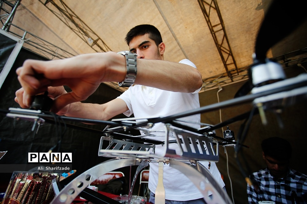 چهارمین جشنواره ملی دانش آموزی ابن سینا