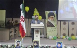 سرپرست آموزش و پرورش سیستان وبلوچستان:  عظمت معلم بسیار بالا و غیرقابل توصیف است