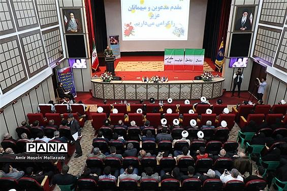 همایش نکوداشت هفته عقیدتی، سیاسی در بسیج و سپاه در ارومیه