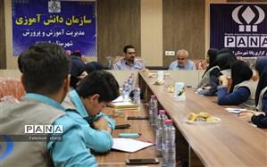 برگزاری دومین کارگاه آموزش خبرنگاری پانا با موضوع عکاسی خبری وتیترنویسی در امیدیه