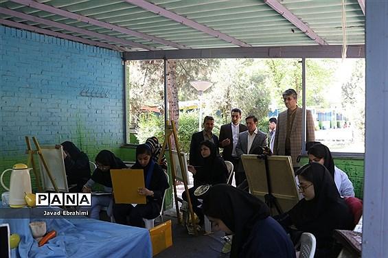 رشته های انفرادی مسابقات فرهنگی و هنری دانشآموزان دختر خراسان رضوی