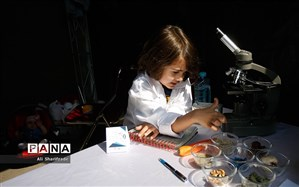 حل مسائل واقعی کشور توسط نوجوانان در جشنواره پروژههای دانشآموزی تبیان