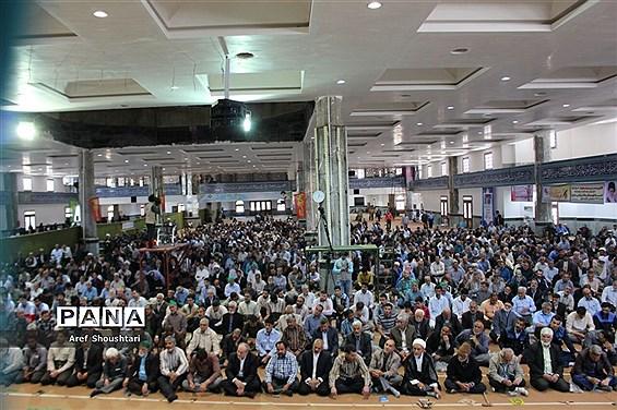 برگزاری نماز جمعه در مصلی بیرجند