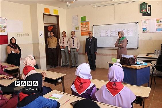 اردوی آموزشی مربیان،پیشتازان و خبرنگاران پانا شهرستان برخوار