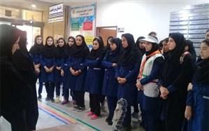 بازدید دانش آموزان پیشتاز  از شعب تامین اجتماعی