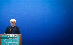 روحانی: دشمن با تغییر لحن و سخن کاری از پیش نخواهد برد